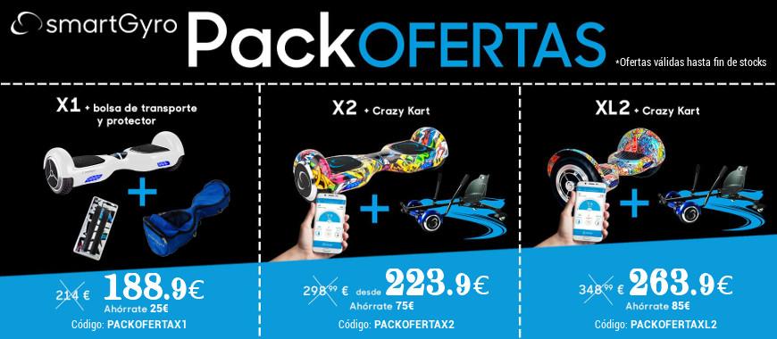 Pack Ofertas SmartGyro