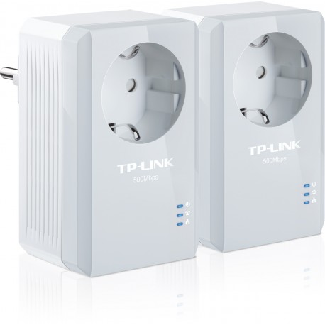 TP-LINK TL-PA4010PKIT AV500 Powerline Starter Kit