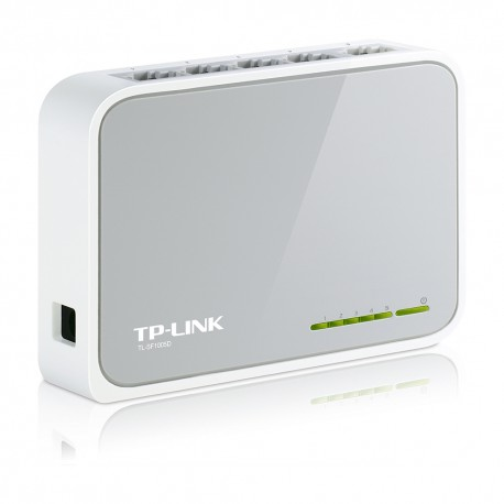 TP-LINK TL-SF1005D Switch 5 puertos 10/100