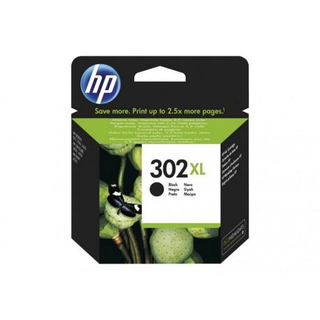 HP F6U68AE Nº302 XL Negro