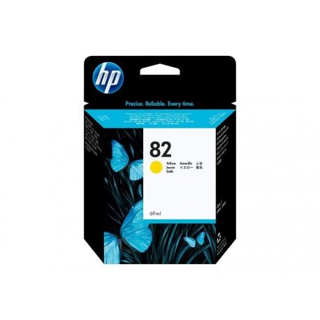 HP C4913A Nº82 Amarillo