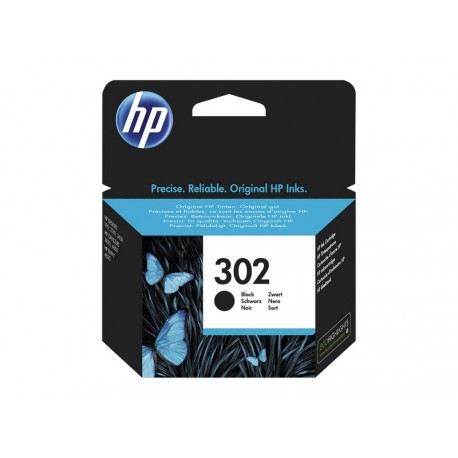 HP F6U66AE Nº302 Negro