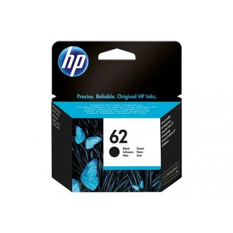 HP C2P04AE Nº62 Negro