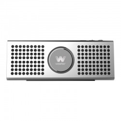 Woxter Big Bass BT-20 Bluetooth Plata