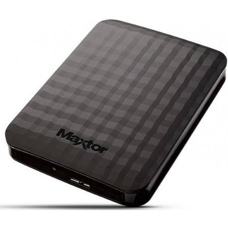 "Disco duro Maxtor M3 Portable 2.5"" 1TB USB 3.0"