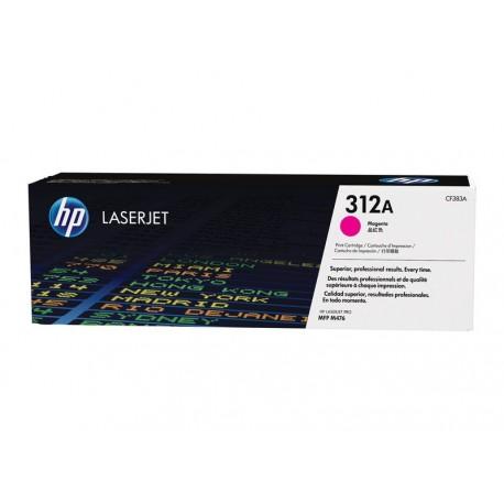 HP CF383A Nº312A Magenta
