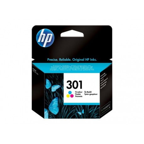 HP CH562EE Nº301 Tricolor