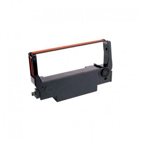 Epson Cinta de Impresora ERC-38BR Negra/Roja