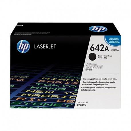 HP CB400A Nº642A Negro