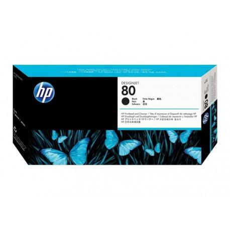 HP C4820A Nº80 Negro