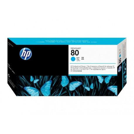 HP C4821A Nº80 Cian