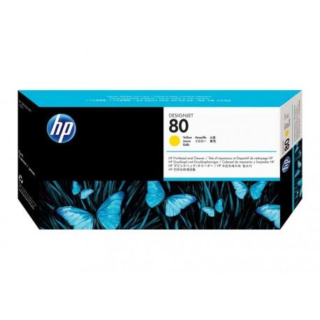 HP C4823A Nº80 Amarillo