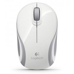 Logitech Wireless Mini Mouse M187 Blanco