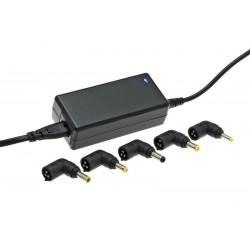 Bluestork Cargador Notebook 40W 5 Conectores