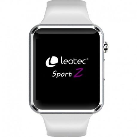 Leotec SmartWatch Sport Z Blanco