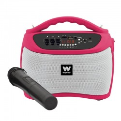 Woxter Rock'n'Go Bluetooth Rosa