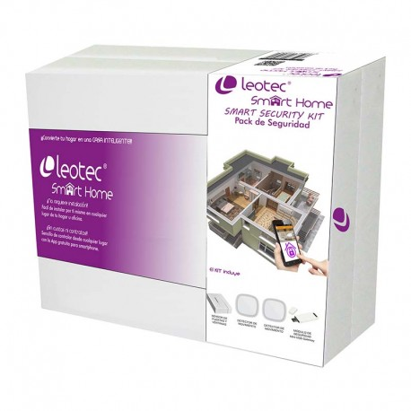 Leotec SmartHome Security Kit