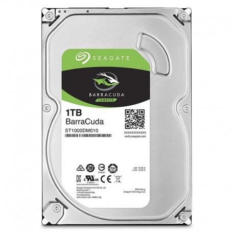 """Seagate BarraCuda 3.5"""" 1TB 7200 SATA3"""