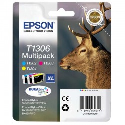 Epson T1306 XL Multipack 3 Colores