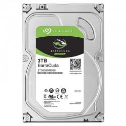 """Seagate BarraCuda 3.5"""" 3TB 7200 SATA3"""