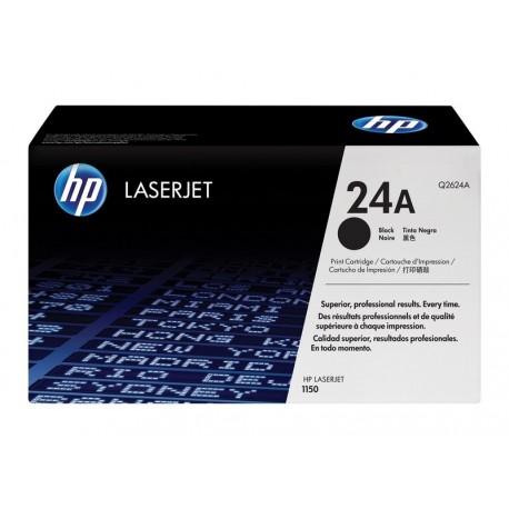 HP Q2624A Nº24A Negro