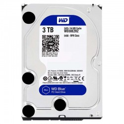 Western Digital Blue 3TB 5400rpm SATA3