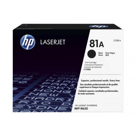 HP CF281A Nº81A Negro