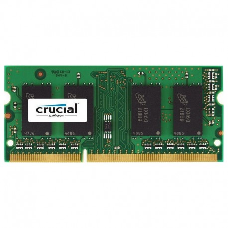Crucial DDR3 1600 PC3-12800 8GB CL11 SO-DIMM