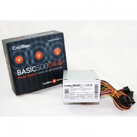 CoolBox BASIC 500GR-S 500W