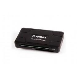 CoolBox CRE-050 Lector Tarjetas