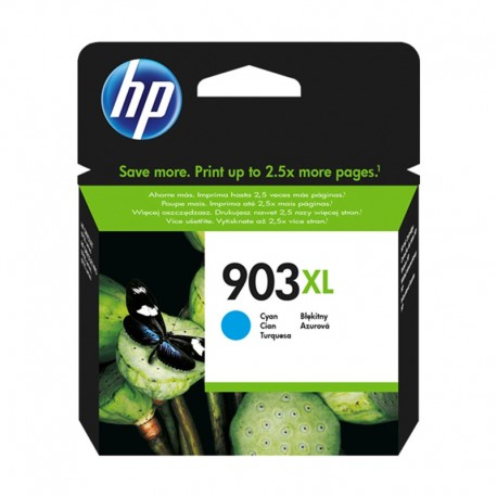 HP T6M03AE Nº903 XL Cian