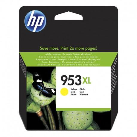 HP F6U18AE Nº953 XL Amarillo