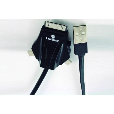 CoolBox Cable de datos y carga ACD 301