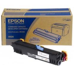 Epson 0520 Tóner Negro