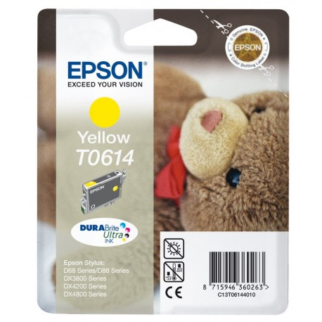 Epson T0614 Amarillo