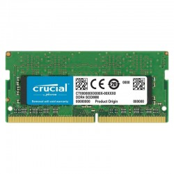 Crucial DDR4-2133 PC4-17000 4GB CL15 SO-DIMM