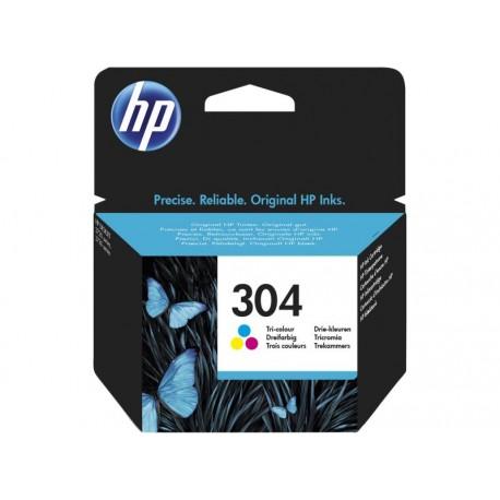 HP N9K05AE Nº304 Tricolor