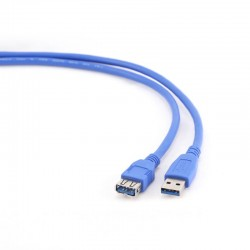 Cable de Extensión USB 3.0 AM/AF 1.8m