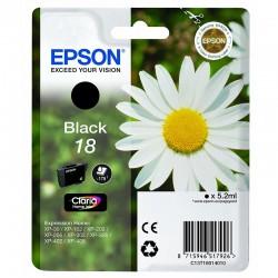 Epson T1801 18 Negro