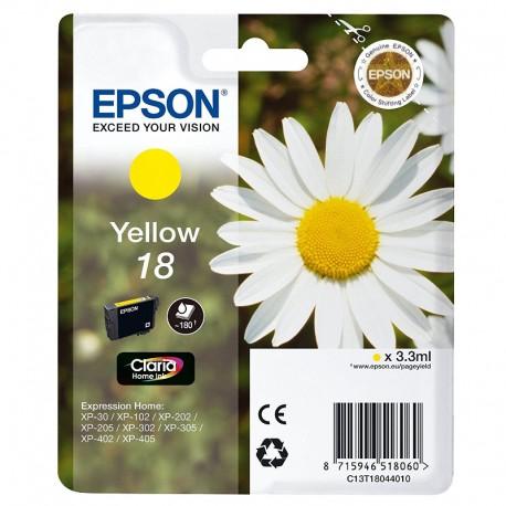 Epson T1804 18 Amarillo