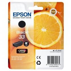 Epson T3331 33 Negro