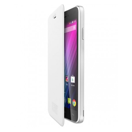 Wiko Jimmy Folio Back Cover Blanco