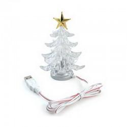 Árbol de Navidad USB