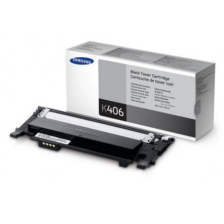 Samsung Toner CLT-K406S Negro