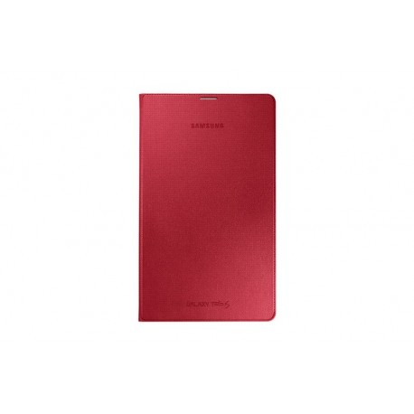 "Samsung Simple Cover Galaxy Tab S 8.4"" Rojo"