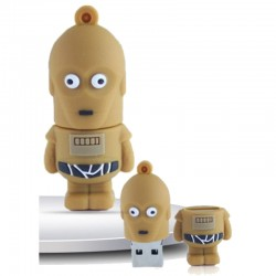 Pendrive Star Wars Robot C3PO X.963A 16GB USB 2.0