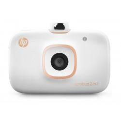 HP Sprocket 2-en-1 Bluetooth Blanca