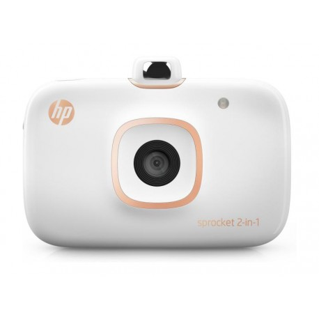 HP Sprocket 2-en-1 Bluetooth Blanca