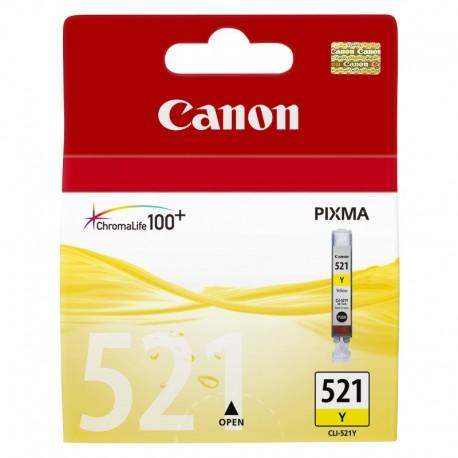 Canon CLI-521Y Cartucho Amarillo