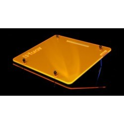 iFluor Soporte Para iPad Naranja